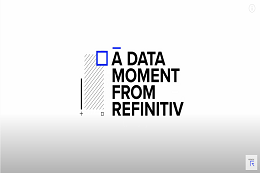 A Data Moment From Refinitiv Thumbnail